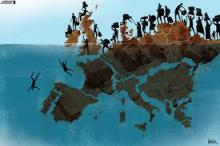 Décodeurs de l'UE: L'Europe est submergée par les migrants ! Vraiment ?