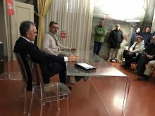 """Rossi incontra i lavoratori di Inso e Sof: """"Pieno impegno della Regione per salvaguardare due eccellenze toscane"""""""