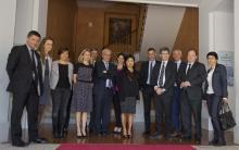 Participation du Président du Conseil Exécutif de Corse au séminaire sur « le plan d'investissement en Europe : bilan et perspectives pour la Corse »