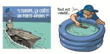 Décodeurs UE: L'Europe coûte trop cher à la France ! Vraiment ?