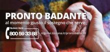 Pronto Badante, quasi 3 milioni per proseguire e stabilizzare il progetto nel 2019-2020
