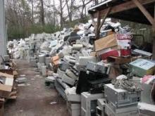Rifiuti: Toscana ancora da primato nella raccolta di frigo, tv e monitor
