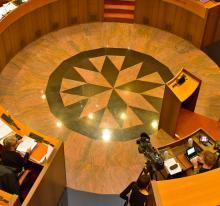 Séance publique de l'Assemblée de Corse des 30 et 31 mars 2017