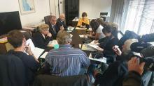 U PATTU IMPIEGU, la plate-forme emploi co-pilotée par l'ADEC, la Direccte et Pôle Emploi présentée ce matin