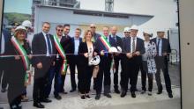 """Inaugurato impianto che integra geotermia e biomassa, Fratoni: """"La strada è l'innovazione"""""""
