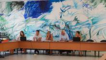 Comité de Bassin de Corse : réunion du comité technique du PBACC (Plan de bassin d'adaptation au changement climatique)