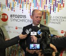 """#BTO2015, Ciuoffo all'inaugurazione: """"Finalmente il turismo è in un trend positivo"""""""