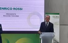 """Rossi a Monterotondo: """"Un impianto in linea con le strategie europee. Altri quattro in corso di autorizzazione"""""""