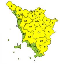 Maltempo, codice giallo per neve anche per domani 23 gennaio