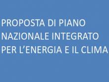 Piano nazionale per l'energia e il clima, consultazione pubblica