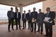 Grand Port Bastia-Corse : 1ère réunion du comité de pilotage le 21 mai 2015 à Bastia