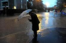 Maltempo: piogge, temporali e neve previsti tra oggi e domani