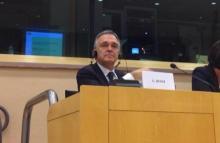 """Rossi al Parlamento europeo: """"Impensabile ridimensionare la politica di coesione"""""""