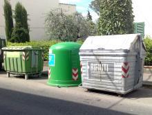 Rifiuti, sale di quasi 3 punti la raccolta differenziata e in Toscana si attesta al 53,9%