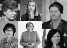 Journée internationale des femmes 2017: égalité entre les femmes et les hommes — un produit d'exportation européen