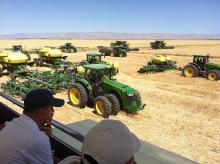 L'Ue entra nell'era dell'agricoltura di precisione