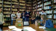 """Istituto agrario, Grieco: """"Una scuola che dà dignità al fare"""""""