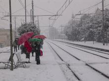 Maltempo, ancora neve ma situazione sotto controllo in tutta la regione