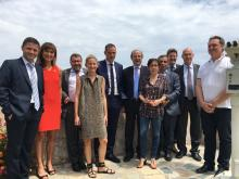 L'économie circulaire, thème principal d'une journée de travail à Bastia