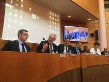 Cunsigliu di l'Energia, di l'Aria è di u Clima di Corsica oghje à a CTC in prisenza di u PDG d'EDF