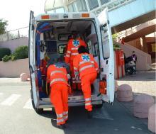 Trasporto sanitario di emergenza-urgenza, dalla Regione 97 milioni per il 2019