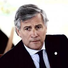 Antonio TAJANI présidera le Parlement européen jusqu'au mois de mai 2019