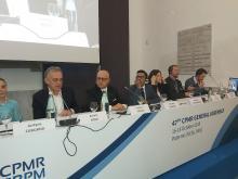 """A Palermo i lavori dell'assemblea CRPM, Rossi: """"Fondi coesione cruciali nella nuova programmazione 2020-2027"""""""