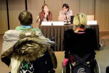 """Conferenza disabilità, Saccardi: """"Con nuova legge passati da assistenza a un progetto di vita complessivo"""""""