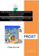 Plan de prévention et de gestion des déchets dangereux : mise à disposition du public du 9 juin au 8 juillet 2017