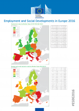 2016 Review of  Employment and Social Developments in Europe highlights more employment, less poverty and a changing world of work