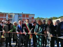 """Cristina Grieco inaugura due scuole in Lunigiana: """"Una grande festa per edifici più accoglienti e sicuri"""""""