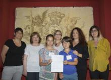 La motion proposée par l'école Modeste Venturi dans le cadre de l'Assemblée des enfants est adoptée à l'unanimité