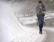 Allerta ghiaccio nella notte e fino alle 10 di domenica 4 febbraio