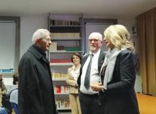 "L'assessore Grieco al Santa Caterina di Pisa: ""Regione da sempre attenta alle scuole paritarie"""