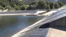 Inauguration des travaux de sécurisation et de confortation de la réserve du Prunelli