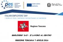 Employers'Day, un focus sui centri per l'impiego in Toscana