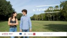 """""""Il futuro addosso"""", gran finale della campagna Fse/Giovanisì venerdì 25 a Firenze"""