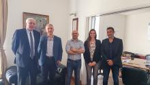 Accord de coopération Corso-Sarde sur la gestion de l'eau et l'adaptation au changement climatique