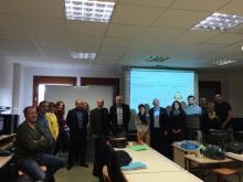 Les professeurs de Langue et Culture Corse en formation à l'ENT