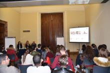 Istruzione e lavoro, trecentosessanta studenti a scuola d'azienda al Palaffari
