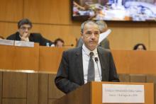 Sessione di l'Assemblea di Corsica U 30 di settembre di u 2016 : Discorsu di u Presidente Jean-Guy Talamoni