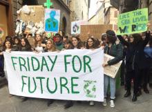 """#FridaysForFuture, Barni: """"Dalla parte degli studenti che rivendicano il diritto al futuro"""""""