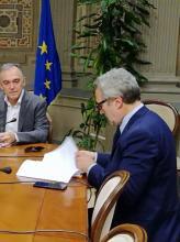 Regionalismo: l'assessore Bugli guiderà la delegazione trattante