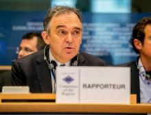 """Rossi alla vigilia del Festival d'Europa: """"Il futuro della Ue passa anche da nuove politiche di coesione"""""""