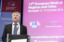 Open Days: regioni al lavoro su politiche di sviluppo