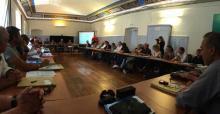 """Réunion du comité de bassin de Corse hier à Corti : """"L'état des rivières et des nappes d'eau souterraines de Corse est globalement bon, la priorité est de ne pas les dégrader """""""