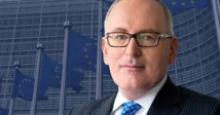 """Frans TIMMERMANS, Premier Vice-Président de la Commission européenne déclare dans les Echos: """"Changer la façon dont Bruxelles fonctionne""""."""