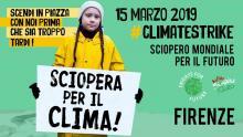 """#FridaysForFuture, Rossi: """"Anche io sto con Greta e con i milioni di giovani che scenderanno in piazza"""""""